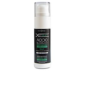 Anti aging cream & anti wrinkle treatment XENSIUM Serum Ácido Glicólico Hidroxiácido Xesnsium