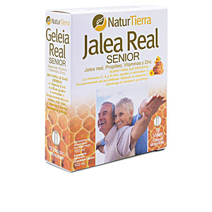 Otros suplementos Jalea real senior Naturtierra