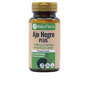 Ajo negro plus 20 caps vegetales