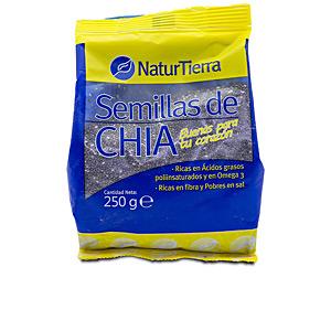 Flours and grains Semillas de chía Naturtierra