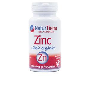 Minerals and trace elements - Vitamins Zinc + silicio orgánico Naturtierra