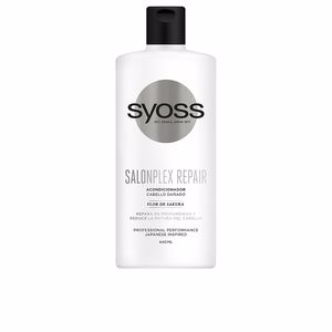 Hair repair conditioner - Detangling conditioner SALONPLEX acondicionador cabello dañado Syoss