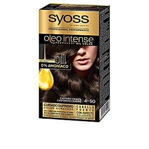 Dye OLIO INTENSE tinte sin amoniaco #6.76-cobrizo ambar Syoss