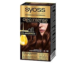 OLIO INTENSE tinte sin amoniaco #4.18-chocolate