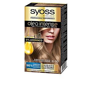 Tintas OLIO INTENSE tinte sin amoniaco #8.60-rubio miel Syoss