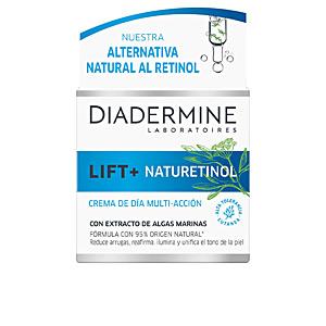 Crèmes anti-rides et anti-âge - Soin du visage raffermissant LIFT+ NATURETINOL crema facial multiacción día Diadermine