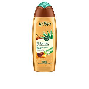 Shower gel NATURALS kukui y aloe vera gel ducha La Toja