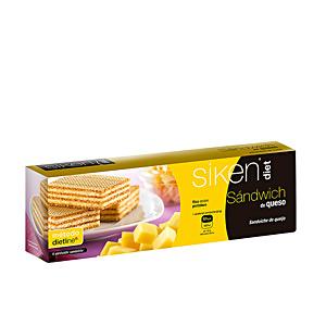 Snacks SIKEN DIET sandwich queso Sikendiet
