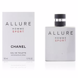 ALLURE HOMME SPORT eau de toilette spray 50 ml
