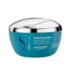 Hair mask for damaged hair SEMI DI LINO CURLS enhancing mask Alfaparf