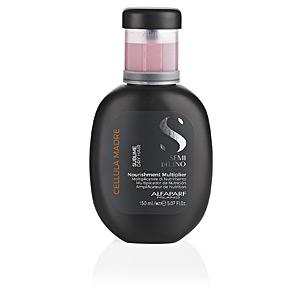 Hair moisturizer treatment SEMI DI LINO sublime cellula madre nourishment multiplier Alfaparf