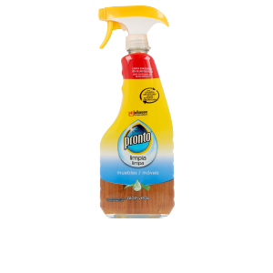 More house cleaners PRONTO ALOE VERA limpia muebles pistola Pronto