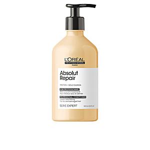 Hair repair conditioner ABSOLUT REPAIR GOLD professional conditioner L'Oréal Professionnel