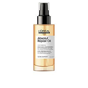 Hidratação para cabelo - Reconstrução capilar - Brilho para cabelo - Proteçao solar ABSOLUT REPAIR OIL 10-in-1 professional oil L'Oréal Professionnel