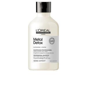 Purifying shampoo METAL DETOX professional shampoo L'Oréal Professionnel