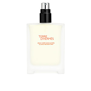Hermès TERRE D´HERMÈS spray corporal sin alcohol perfume