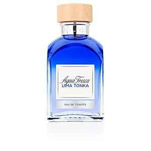 Adolfo Dominguez AGUA FRESCA LIMA TONKA  perfume