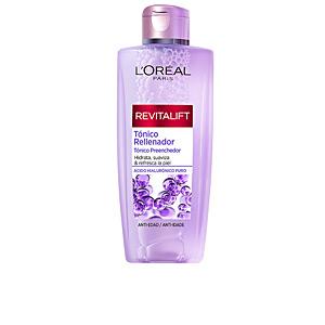Face toner REVITALIFT FILLER ácido hialurónico puro tónico L'Oréal París