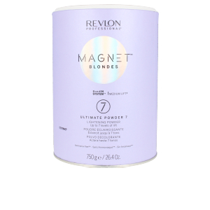 Decolorantes y Aclarantes MAGNET blondes 7 powder Revlon