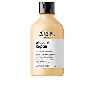 Moisturizing shampoo ABSOLUT REPAIR professional shampoo L'Oréal Professionnel