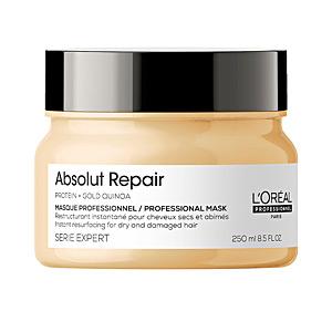 Mascarilla reparadora ABSOLUT REPAIR GOLD professional mask L'Oréal Professionnel