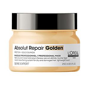 Mascarilla reparadora ABSOLUT REPAIR GOLDEN professional mask L'Oréal Professionnel