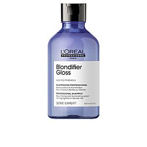 Shampoo for shiny hair - Colorcare shampoo BLONDIFIER GLOSS shampoo L'Oréal Professionnel