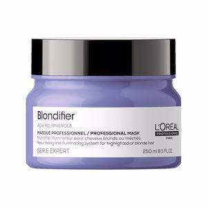 Mascarilla brillo - Mascarilla reparadora BLONDIFIER professional mask L'Oréal Professionnel