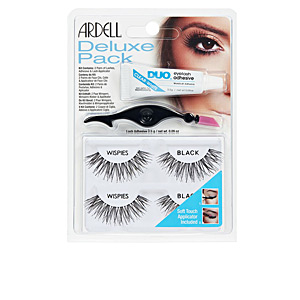 Set de maquillaje KIT DELUXE PACK WISPIES BLACK LOTE Ardell