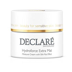 Matifying Treatment Cream - Face moisturizer HYDRAFORCE EXTRA MAT moisture cream with silk-mat effect Declaré