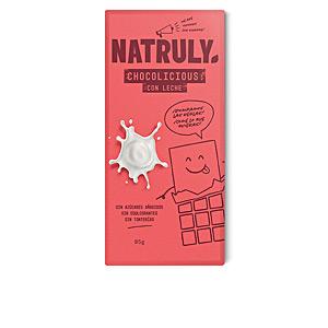 Cafés o Cacaos CHOCOLICIOUS con leche Natruly