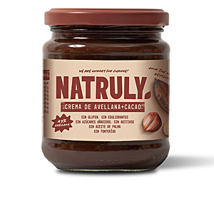 Crema untable CREMA ORGÁNICA #cacao & avellanas Natruly