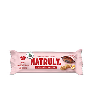 Bar BARRITA ORGÁNICA #cacao & cacahuete Natruly