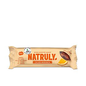 Barrita BARRITA ORGÁNICA #cacao & naranja Natruly