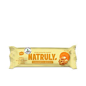 Barrita BARRITA ORGÁNICA #zanahoria & nueces Natruly
