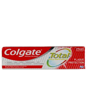 Pasta de dientes TOTAL PLACA BACTERIANA pasta dentífrica Colgate