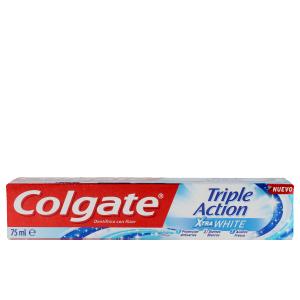 TRIPLE ACTION XTRA WHITE pasta dentífrica 75 ml