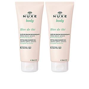 Bath Gift Sets RÊVE DE THÉ GEL DOUCHE FONDANT SET Nuxe