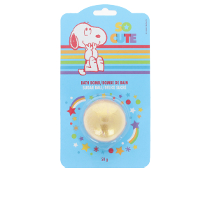Bath salts - Hygiene for kids SNOOPY bomba de baño Take Care