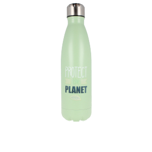 Botella / Shaker BOTELLA ISOTÉRMICA doble pared #planet Take Care