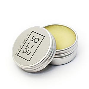 Bálsamo labial NATURAL coconut oil & beeswax lip balm Solidu