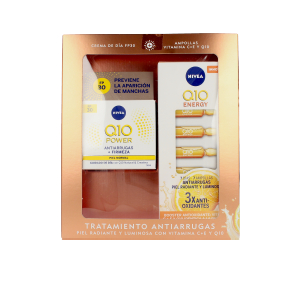 Skincare set Q10+ POWER ANTI-ARRUGAS SPF30 SET Nivea
