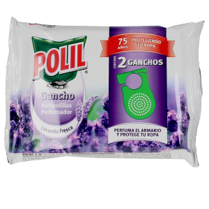 Other Household Items - Insecticides POLIL perfumador antipolillas duplo #lavanda Polil