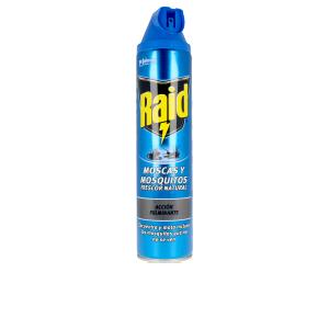 Insecticides VOLADORES insecticida frescor natural spray Raid