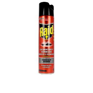 Insecticides RASTREROS insecticida acción inmediata spray Raid