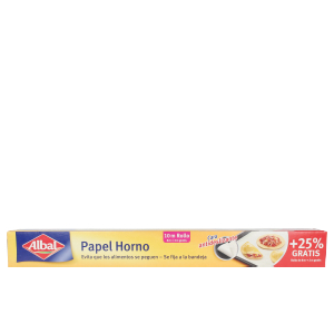Other Household Items PAPEL HORNO antiadherente e impermeable 10 metros Albal