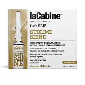Tratamiento brillo FLASH HAIR brillo sublime La Cabine