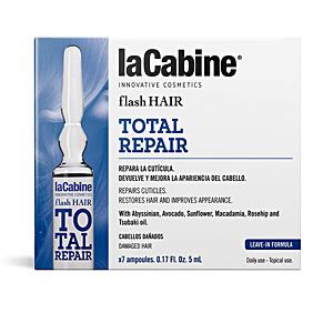 Hair repair treatment FLASH HAIR total repair La Cabine