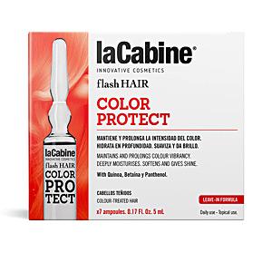 Hair color treatment FLASH HAIR color protect La Cabine