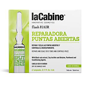 Hair repair treatment FLASH HAIR reapair puntas abiertas La Cabine